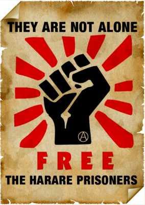 freeharareprisonerssmaller Заявление анархистов всего мира о солидарности с подсудимыми по обвинению в государственной измене в Зимбабве