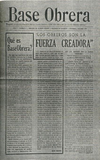 Resultado de imagen para revista anarquista colombia