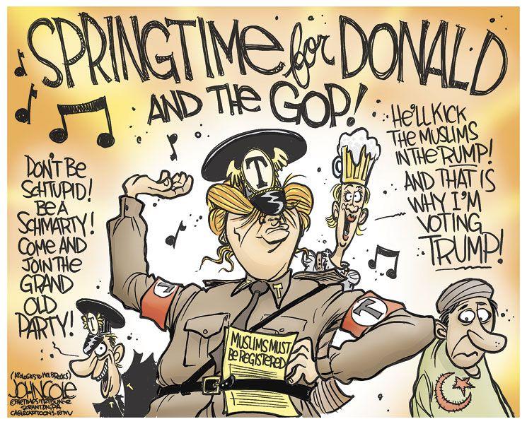 Is Trumpism Fascism Anarkismo